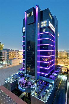 Suha City Hotel, Dubai, United Arab Emirates