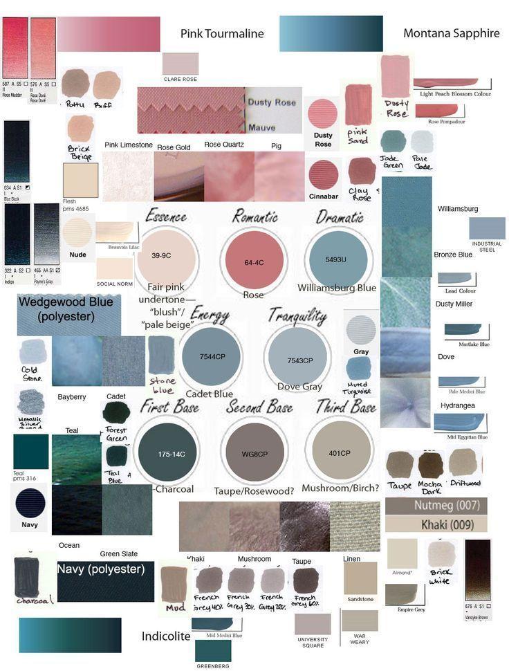 Slim Fit Jeans Fur Damen Soft Summer Color Palette Soft Summer