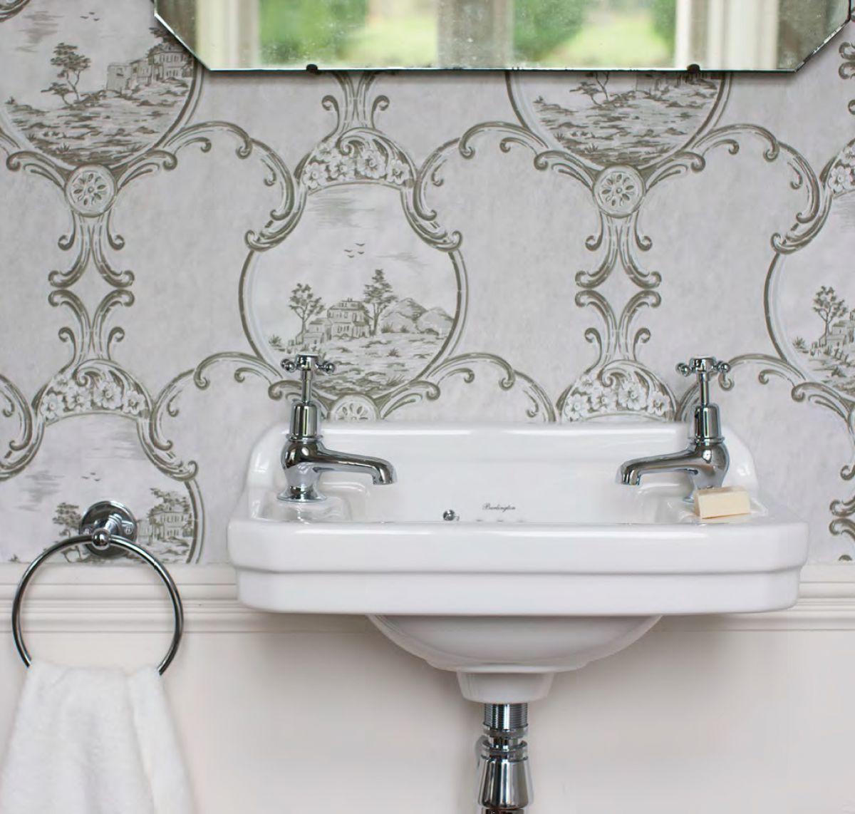 burlington edwardian cloakroom basin uk bathrooms bathroom burlington edwardian cloakroom basin uk bathrooms