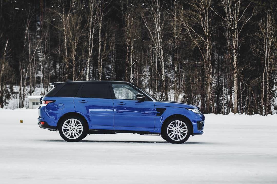 The King - Range Rover Sport SVR