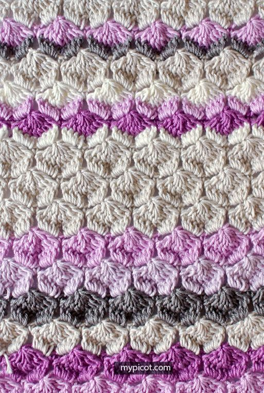 MyPicot | Free crochet patterns. The instructions can be difficult ...
