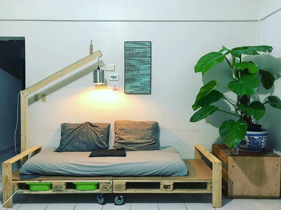 Pallet Bed Frame 10 Brilliant Pallet Furniture Ideas Pallet Furniture Diy S Izobrazheniyami Divan Iz Palet Mebel Iz Poddonov Divan Iz Pallet