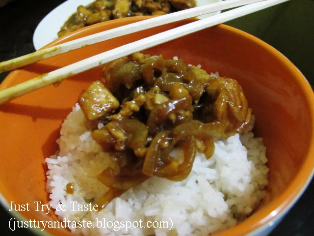 Resep Chicken Yakiniku Makanan Dan Minuman Resep Masakan Makan Malam