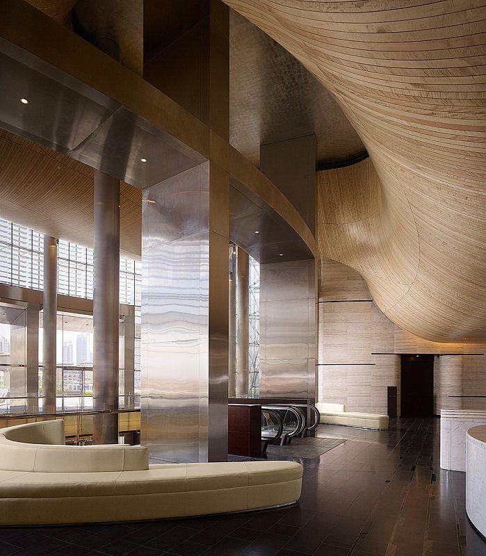 Som Burj Khalifa Interiors Con Imagenes Diseno Del Hall De