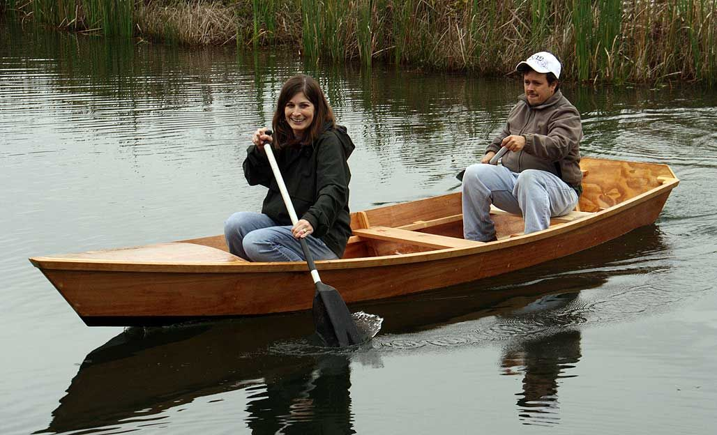 Bayou Skiff Wooden Boat Plans Boats Pinterest Wooden