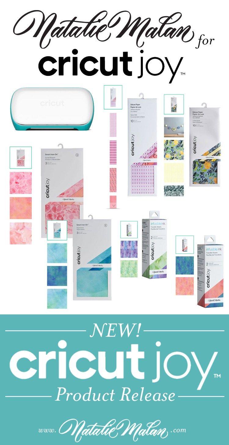 Cricut Joy Mini Cricut Natalie Malan Product Release In 2020 Cricut Joy Infusible Ink