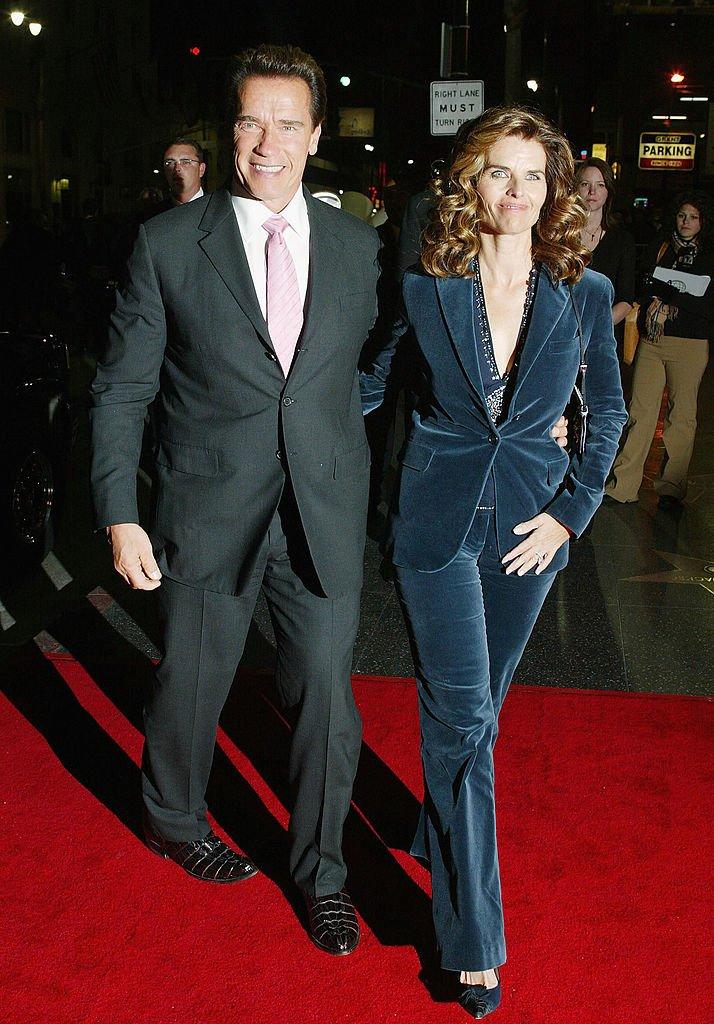 Arnold Schwarzenegger And Maria Shriver Why They Are Still Together Arnold Schwarzenegger Maria Shriver Schwarzenegger