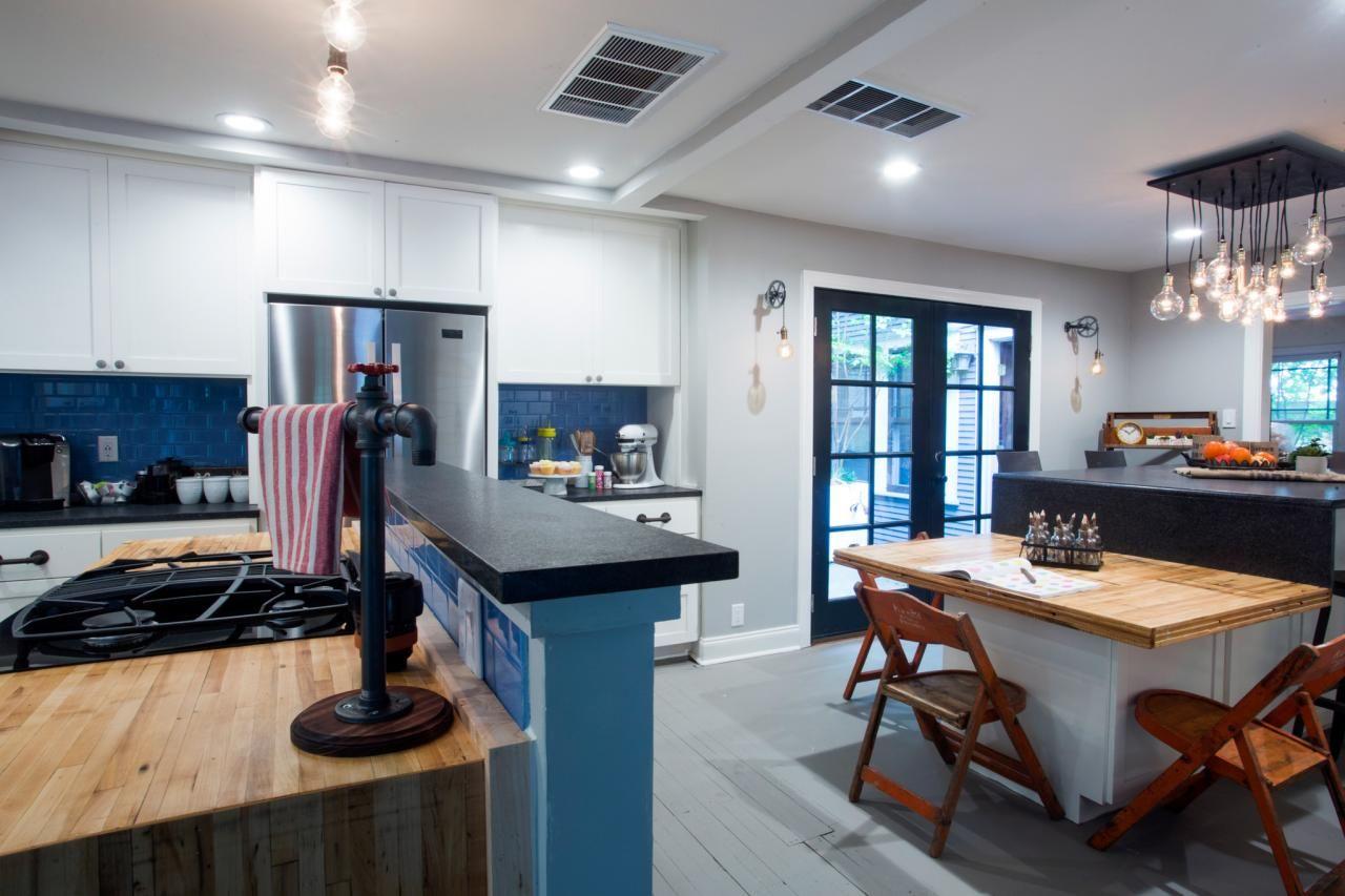 Desperate Kitchen No More: Industrial Farmhouse Kitchen | Industrial ...