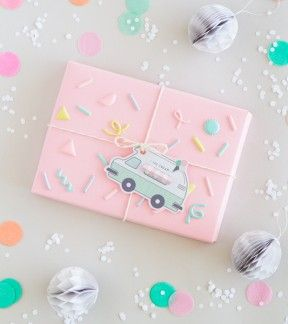 Icecreamtruck Feature Oh Happy Day Gift Wrapping Gifts
