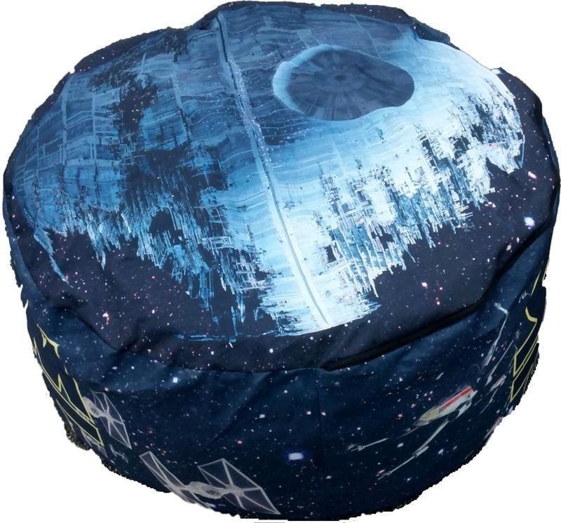 Star Wars Death Bean Bag Pre Order For Shipment After Celebration
