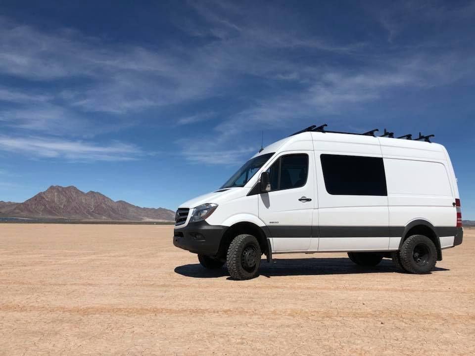 Mercedes Sprinter 3500 4x4 144  | Sprinter Van | Mercedes