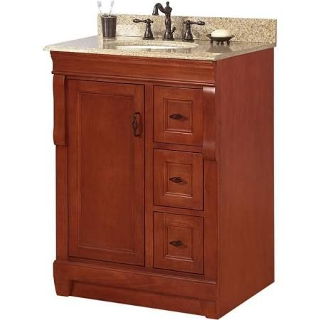25 Inch White Bathroom Vanity Vessel Sink With Drawers   Google Search