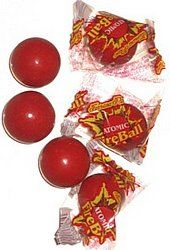 cinnamon fireball...gosh these things were so hot!