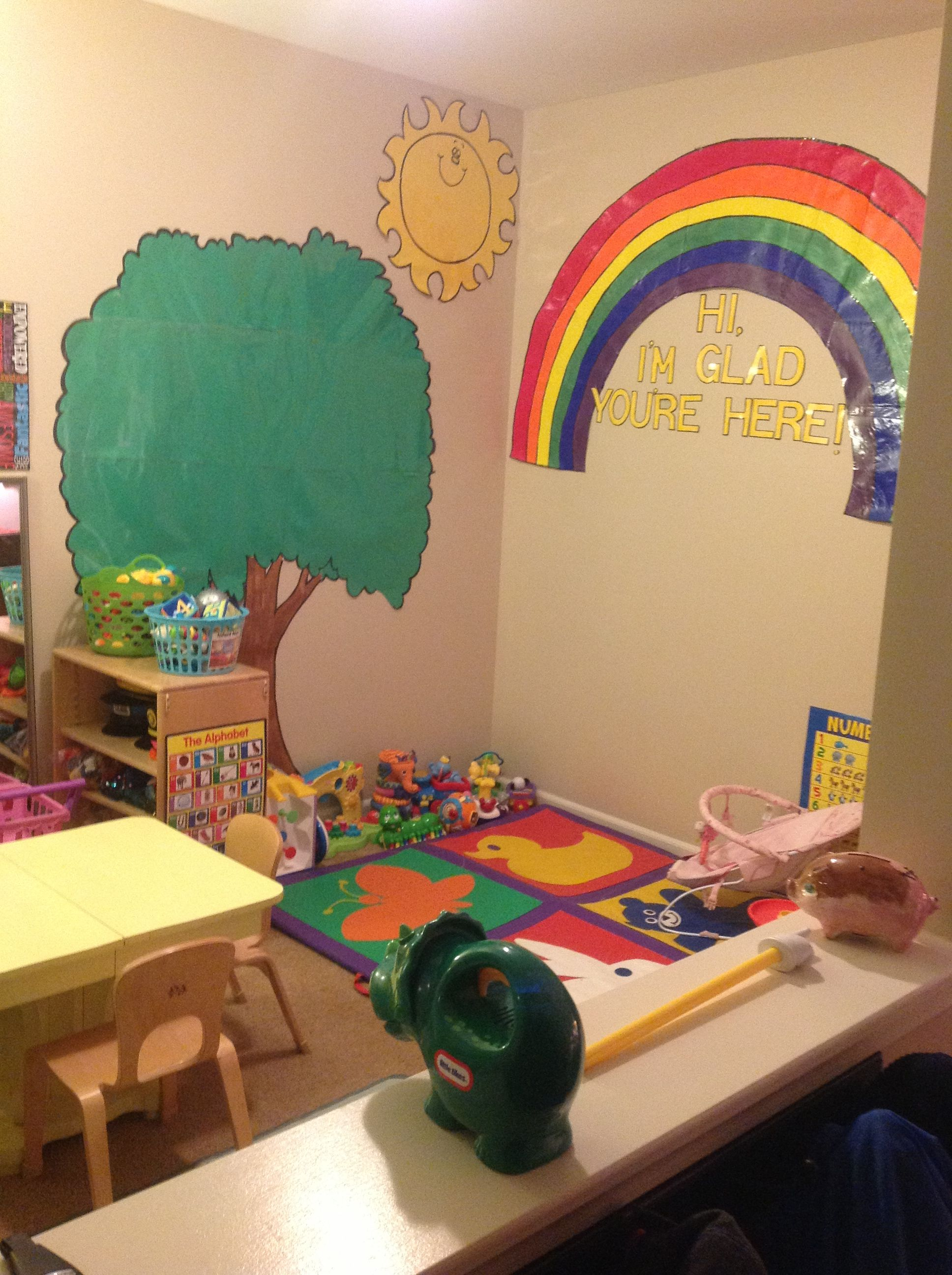 Small Room Home Childcare Daycare Design Home Childcare Home Daycare
