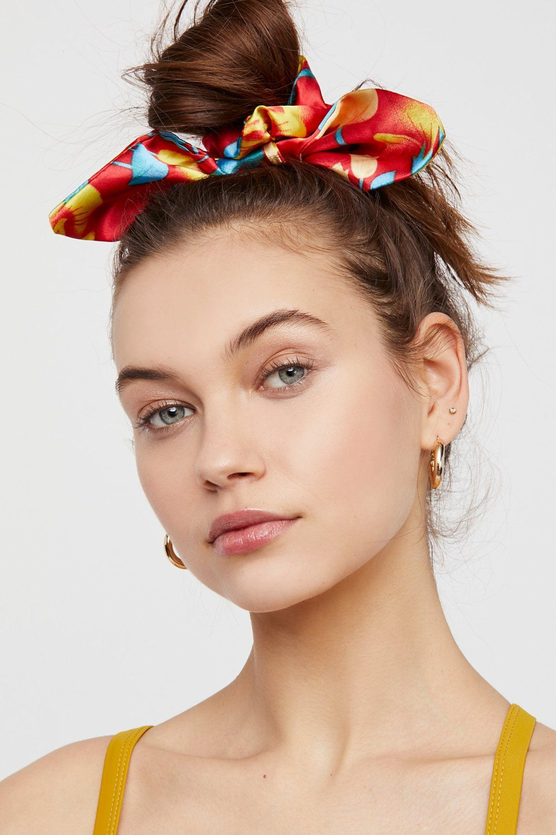 Hire Style Studio Hanging Tail Scrunchy Hairband