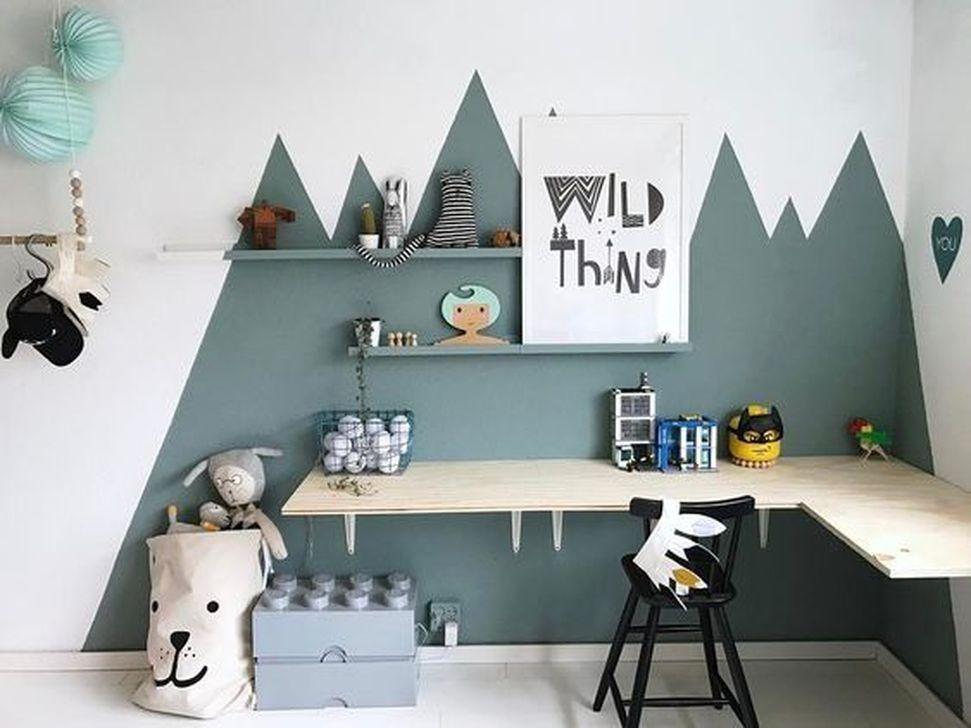 20+ Elegant Scandinavian Themes For Kids Room Design Ideas images
