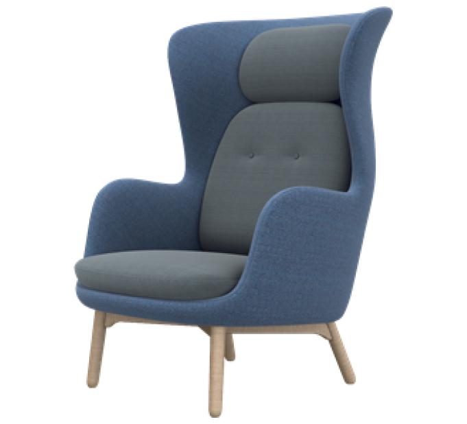 Fritz Hansen Ro™ Sessel. Design Von Jaime Hayon. Im Shop Bei Prooffice.