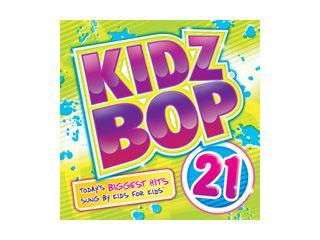 LeapFrog App Center: Kidz Bop 21  Music for her