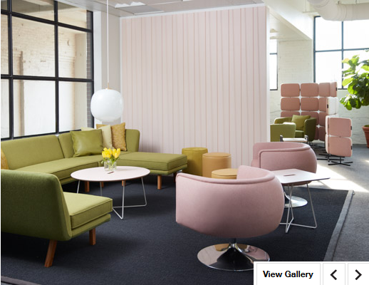 Excellent Healthcare In A Grey Fabric Color For The Lobby Seating Pdpeps Interior Chair Design Pdpepsorg