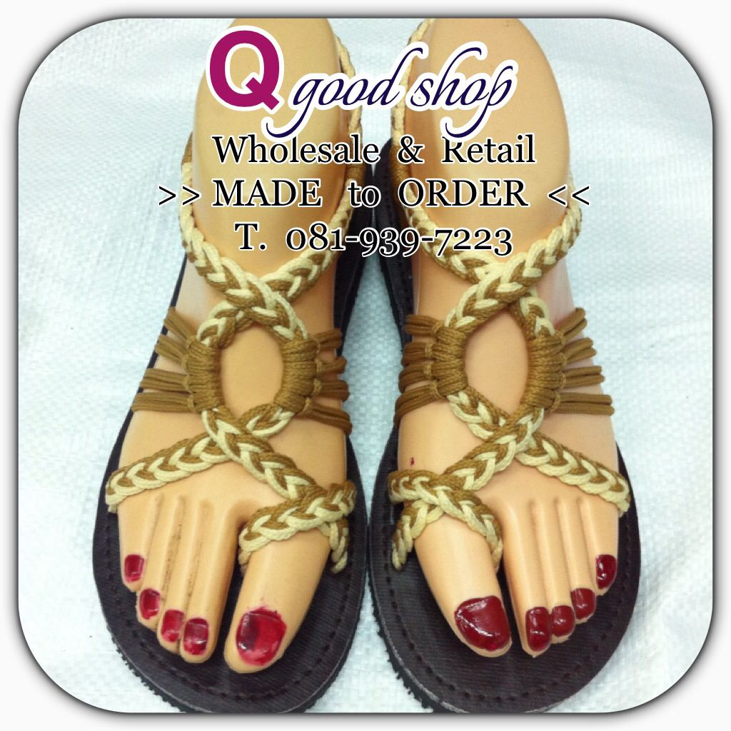 Sandals and shoes wholesale - Wholesale Retaile Make To Order Sandal Shoes Hand Make Thailand T 081
