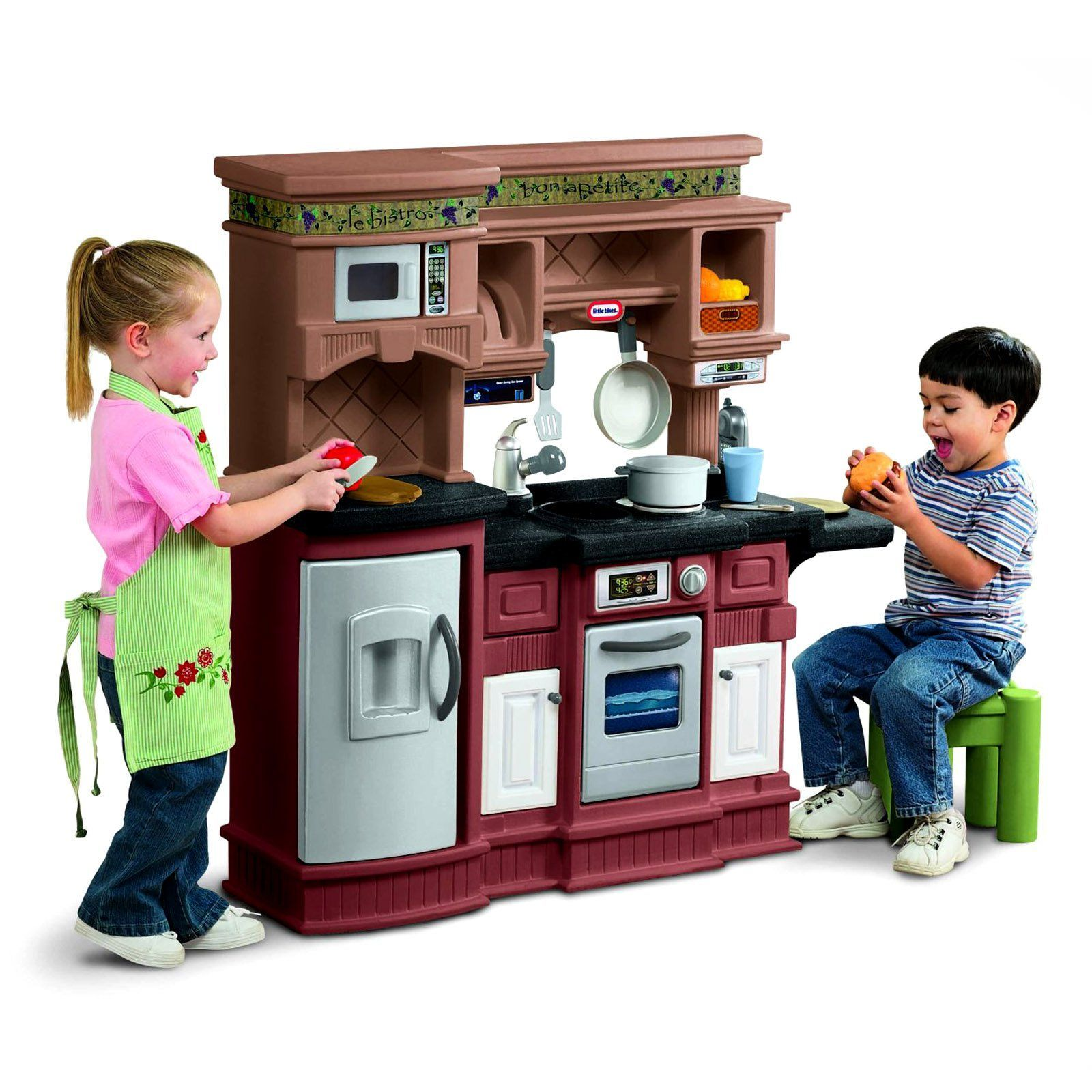 Little Tikes Gourmet Prep n Serve Play Kitchen from