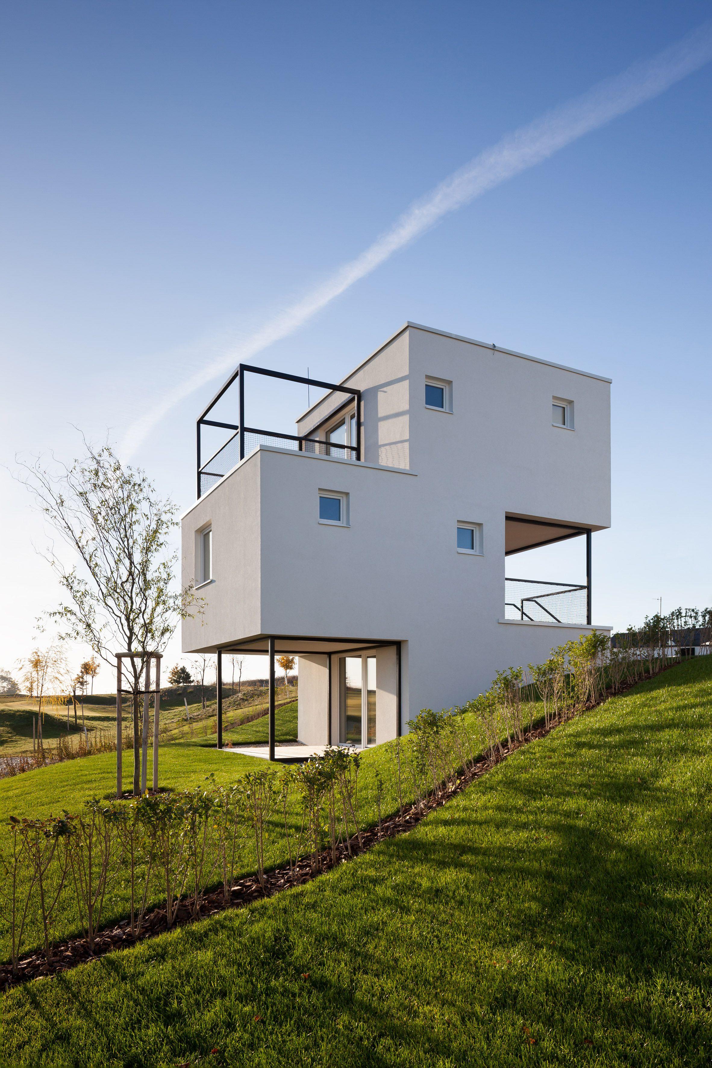 3x3 Houses by Endorfine | Residential Arch | Pinterest | Architektur ...