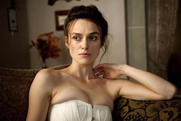 Kiera Knightly in A Dangerous Method