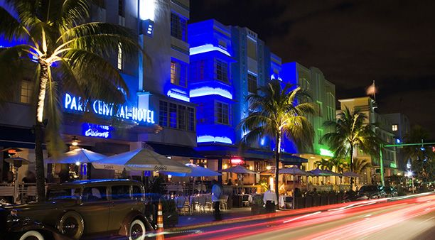 South Beach Is Synonymous With Nightlife This International Capital Of Late Night Fun Among The Ranks Only A Few Other Cities In World