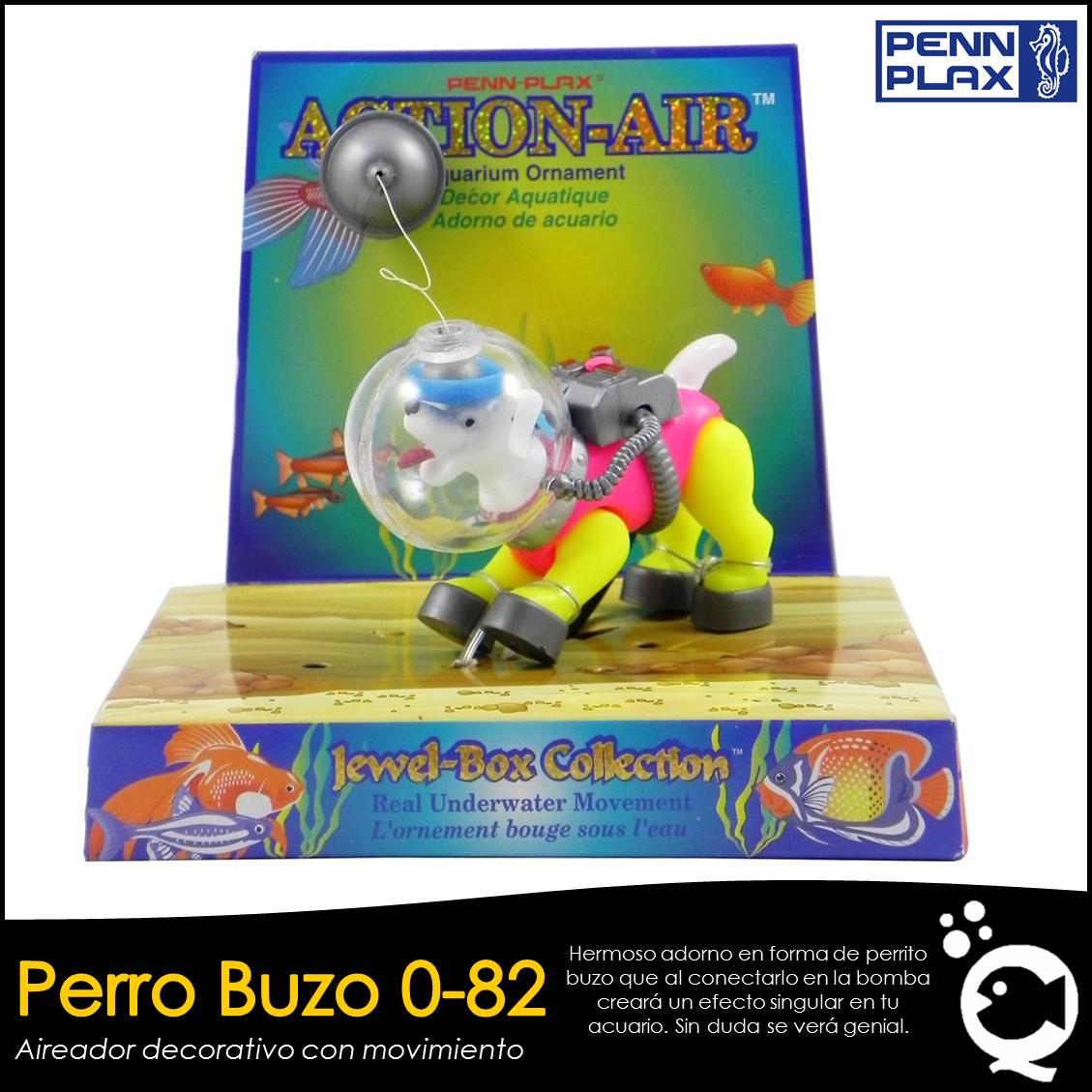 Perro Buzo 0-80 Penn Plax. De venta en Aquatic Shop Acuario.