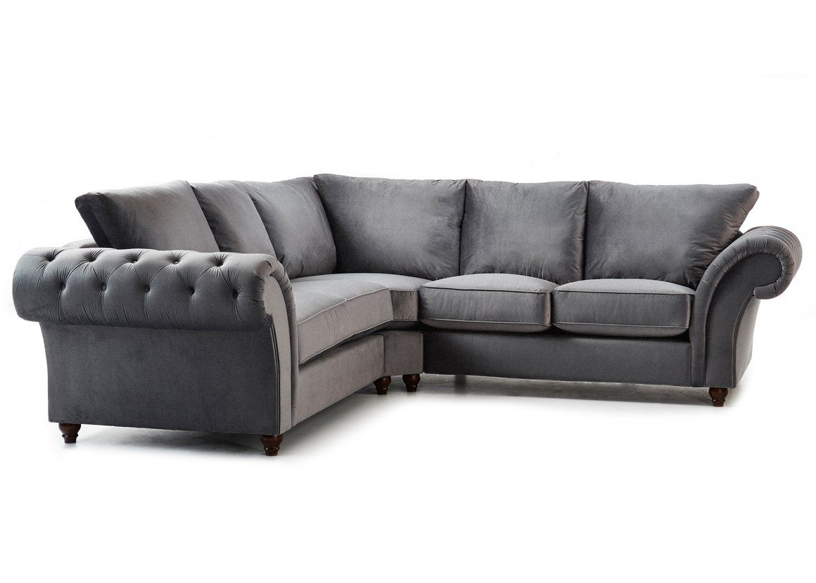 Highback windsor double corner in 2019 | Leather sofa ...
