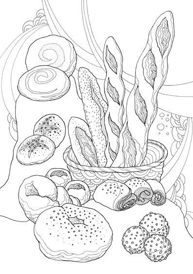 Waves of Color | Dibujos | Pinterest | Colorear, Pintar y Dibujos ...