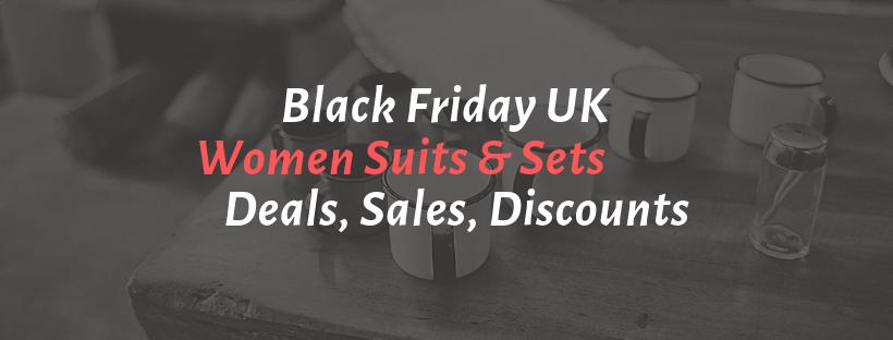 Best Black Friday UK 2018 Women Suits & Sets Deals ,Sales ...