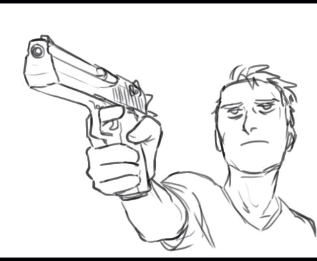 Gun Pose