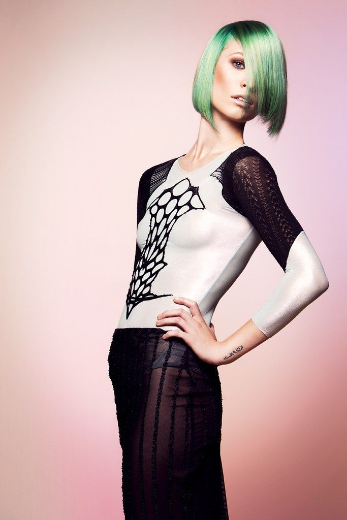 Gree hair color
