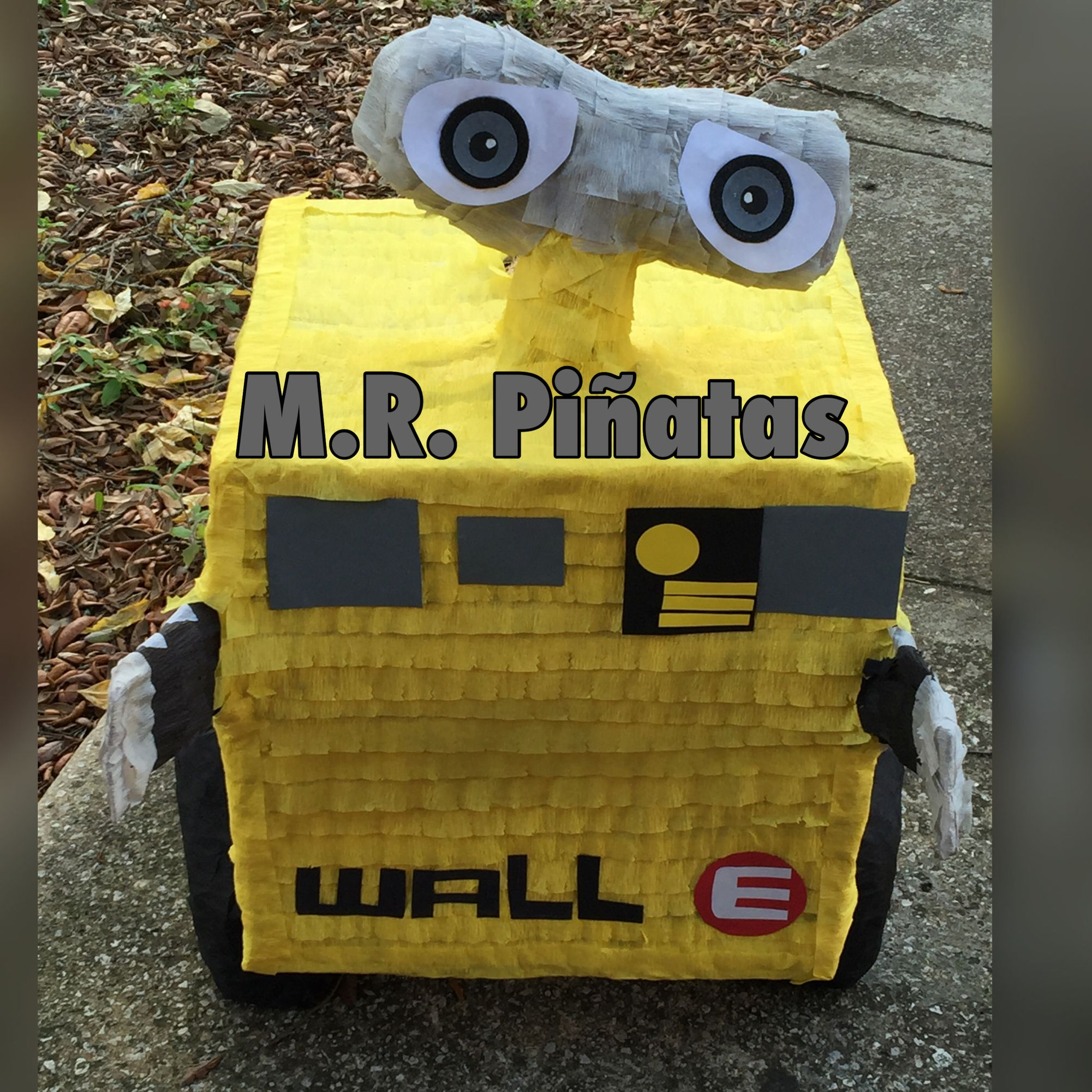 Wall-e Piñata | My Piñatas | Pinterest | Walls and Birthdays