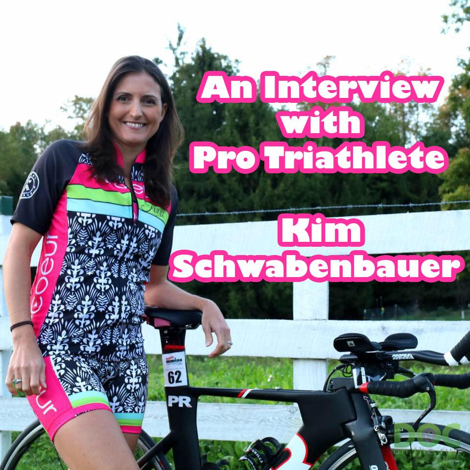 Today we're talking with nutritionist and PRO triathlete