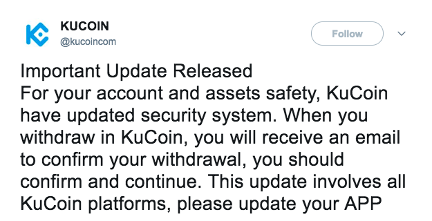How To Reset KuCoin's Security Questions | Cryptocurrency