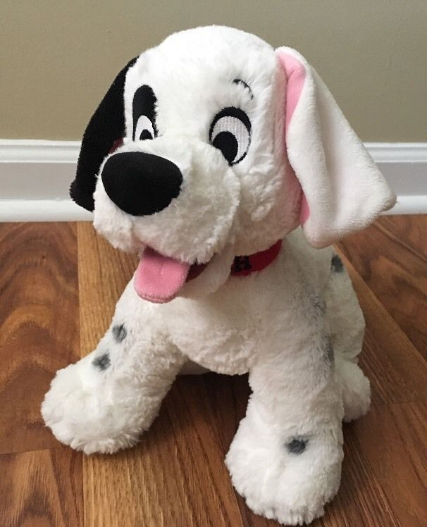 101 Dalmatians Patch Spotted Dog Plush Disney Store Exclusive Toys Hobbies Stuffed Animals Disney Ebay Dog Plush 101 Dalmatians Patch Disney Plush