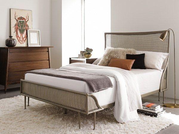 Studio Bed   Modern Craftsman Bedroom   BEDROOM   BEDS   CRF KINBED 003. Studio Bed   Modern Craftsman Bedroom   BEDROOM   BEDS   CRF