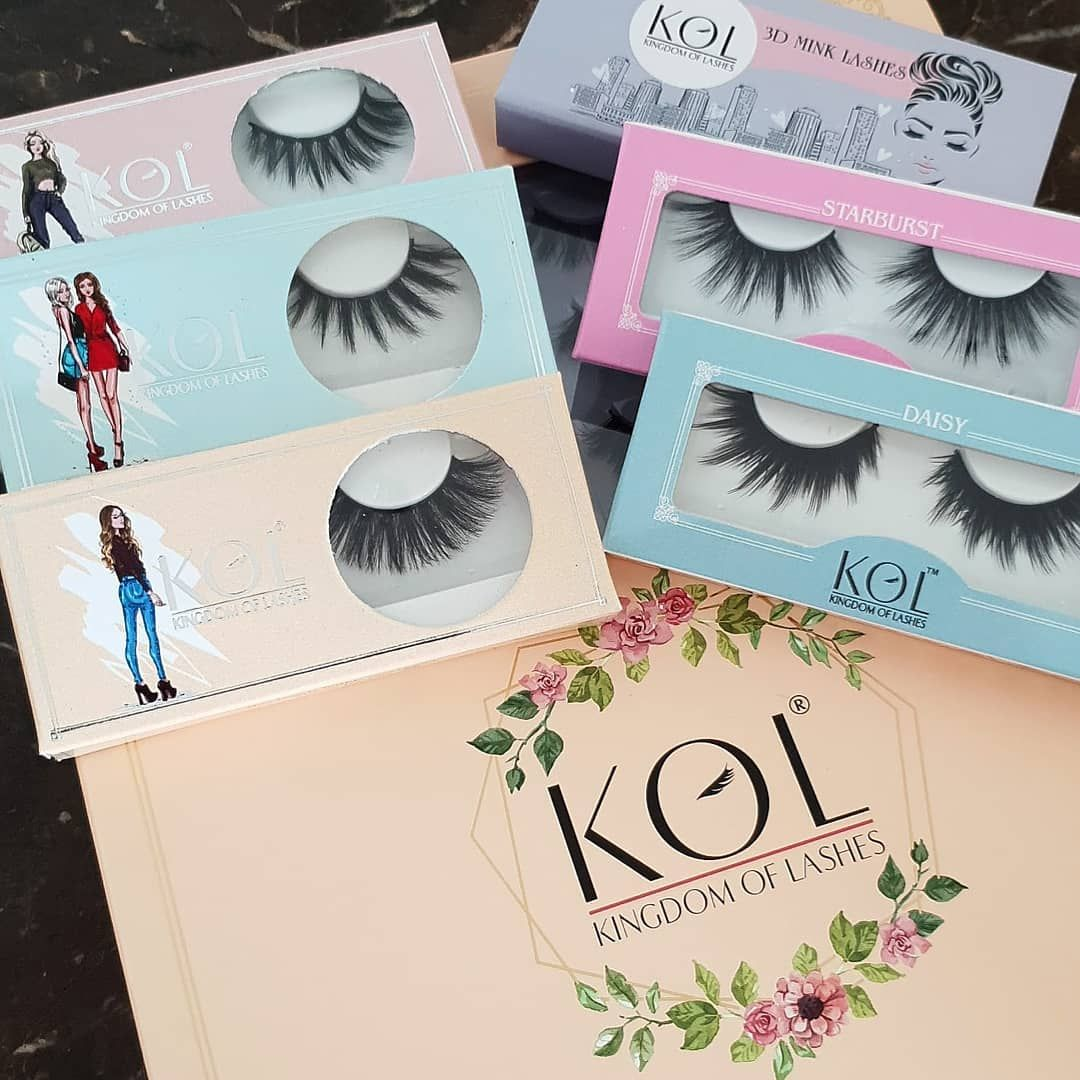 e4a24dc869b Get 10% OFF on any 3 styles and 15% OFF on any 5 Styles of Lashes of ...
