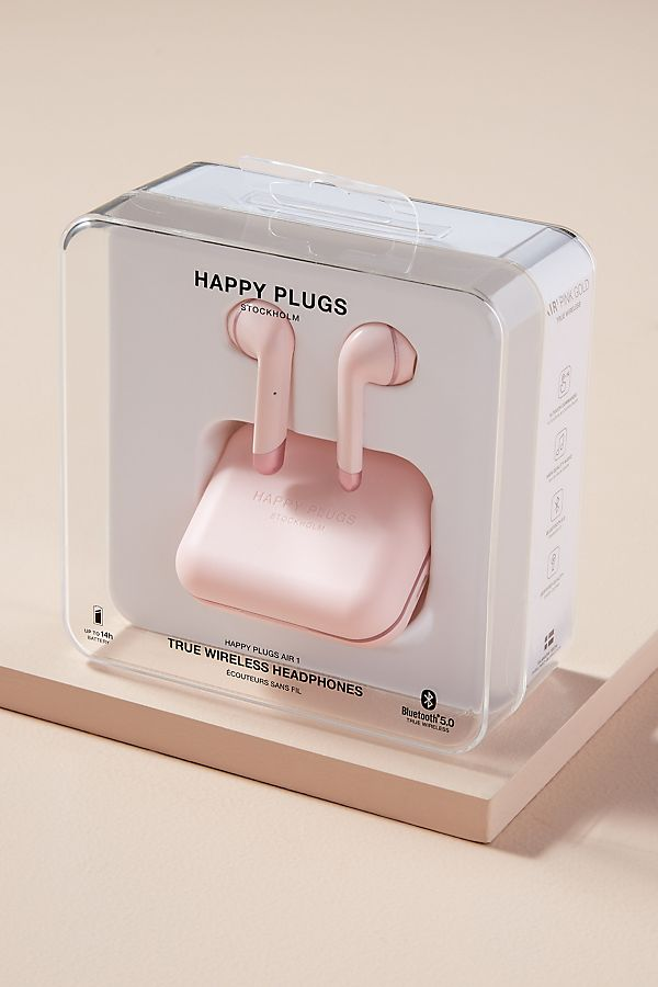 Happy Plugs Air 1 Wireless Headphones in 2020 Wireless