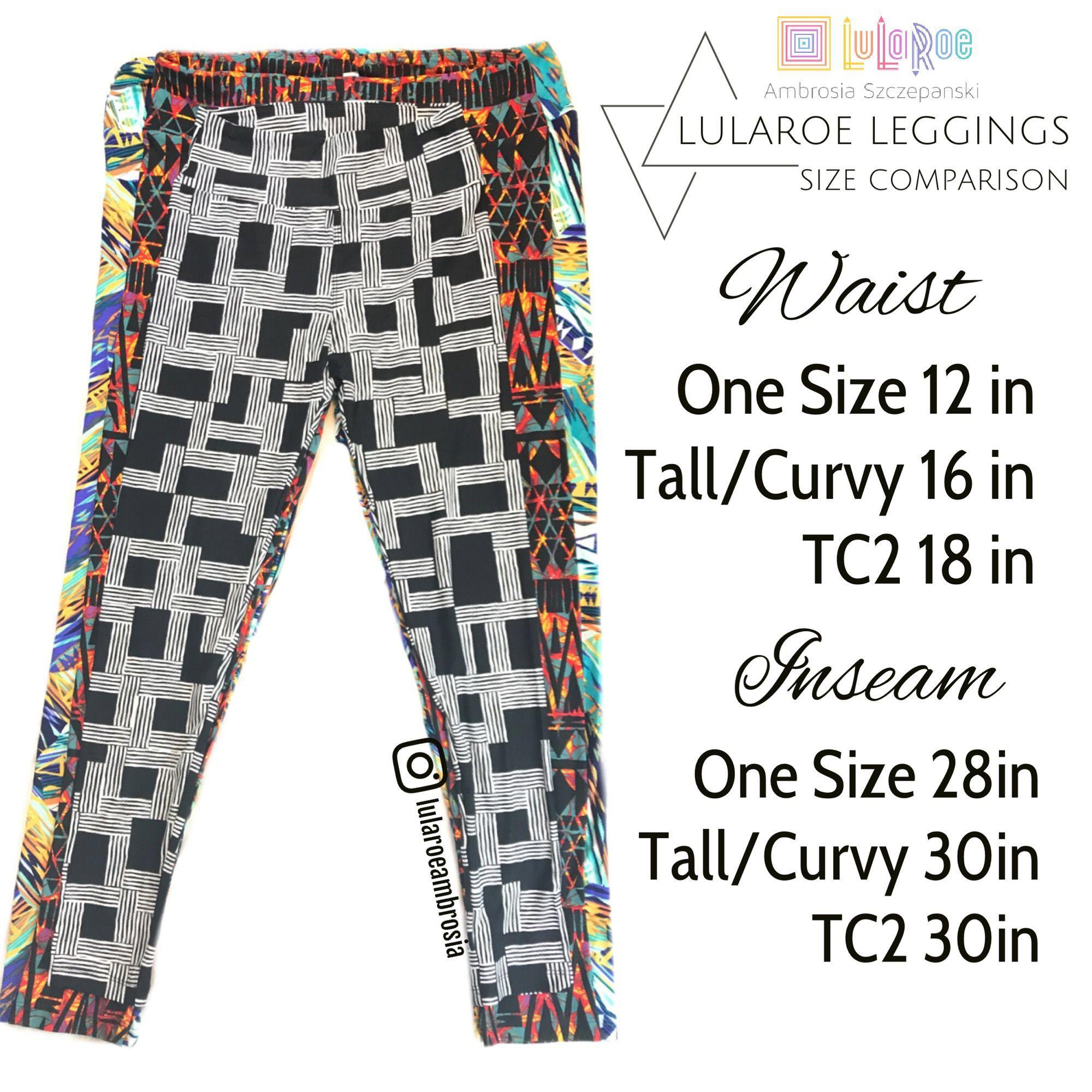 9ea7c0f7dee96e LuLaRoe Leggings Sizing Comparison- One Size, Tall/Curvy, and TC2 ...