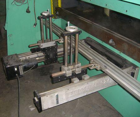 Automec Autogauge Cnc99 Cnc Press Brake Gym Equipment Cnc