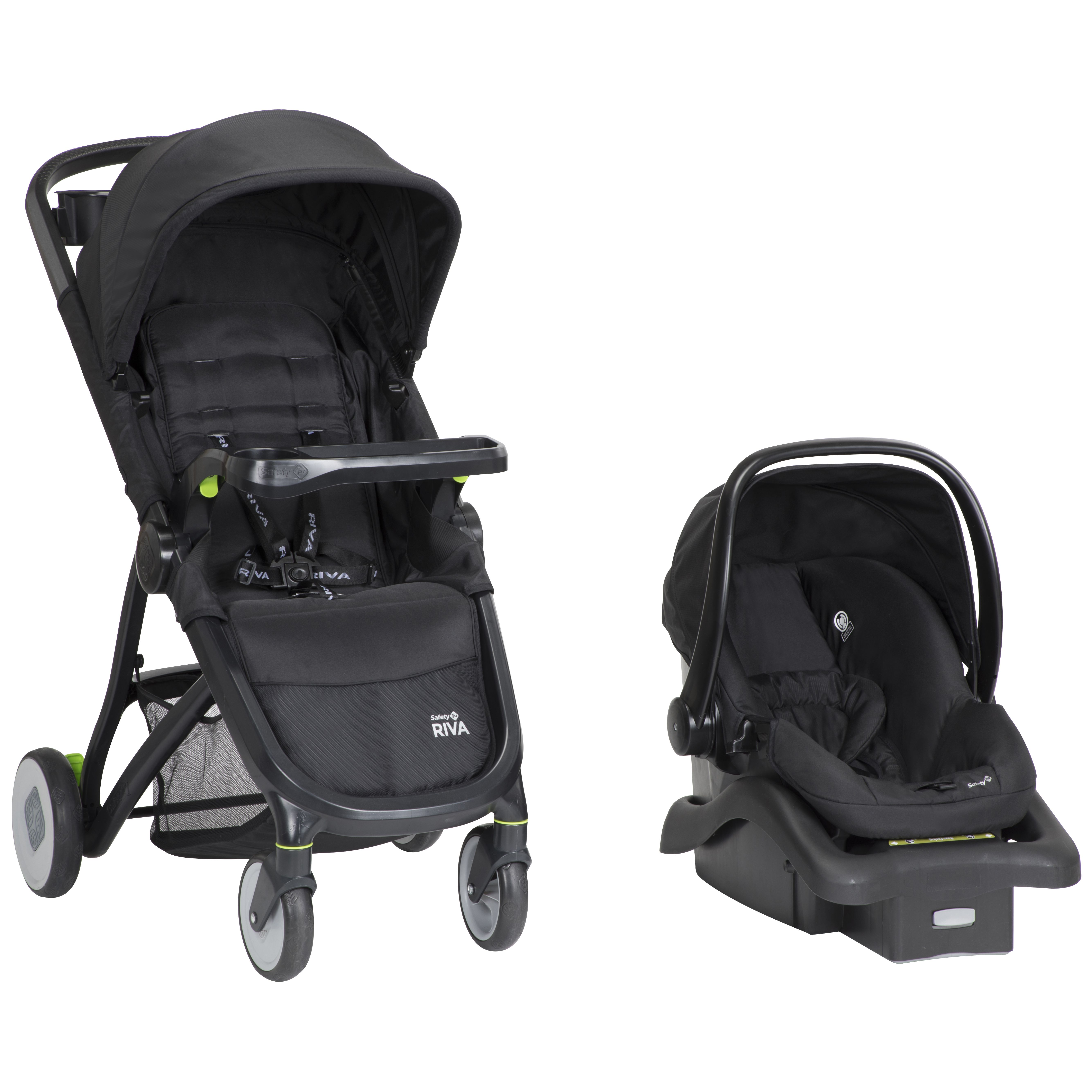 Safety 1st RIVA Ultra Lightweight Travel System Stroller