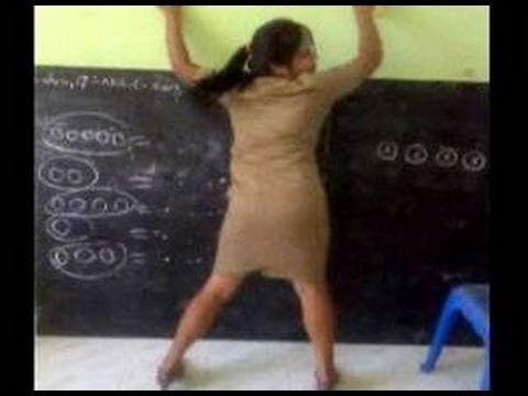 Guru Sd Goyang Heboh Dugem Di Kelas Ibu Bing Dugem