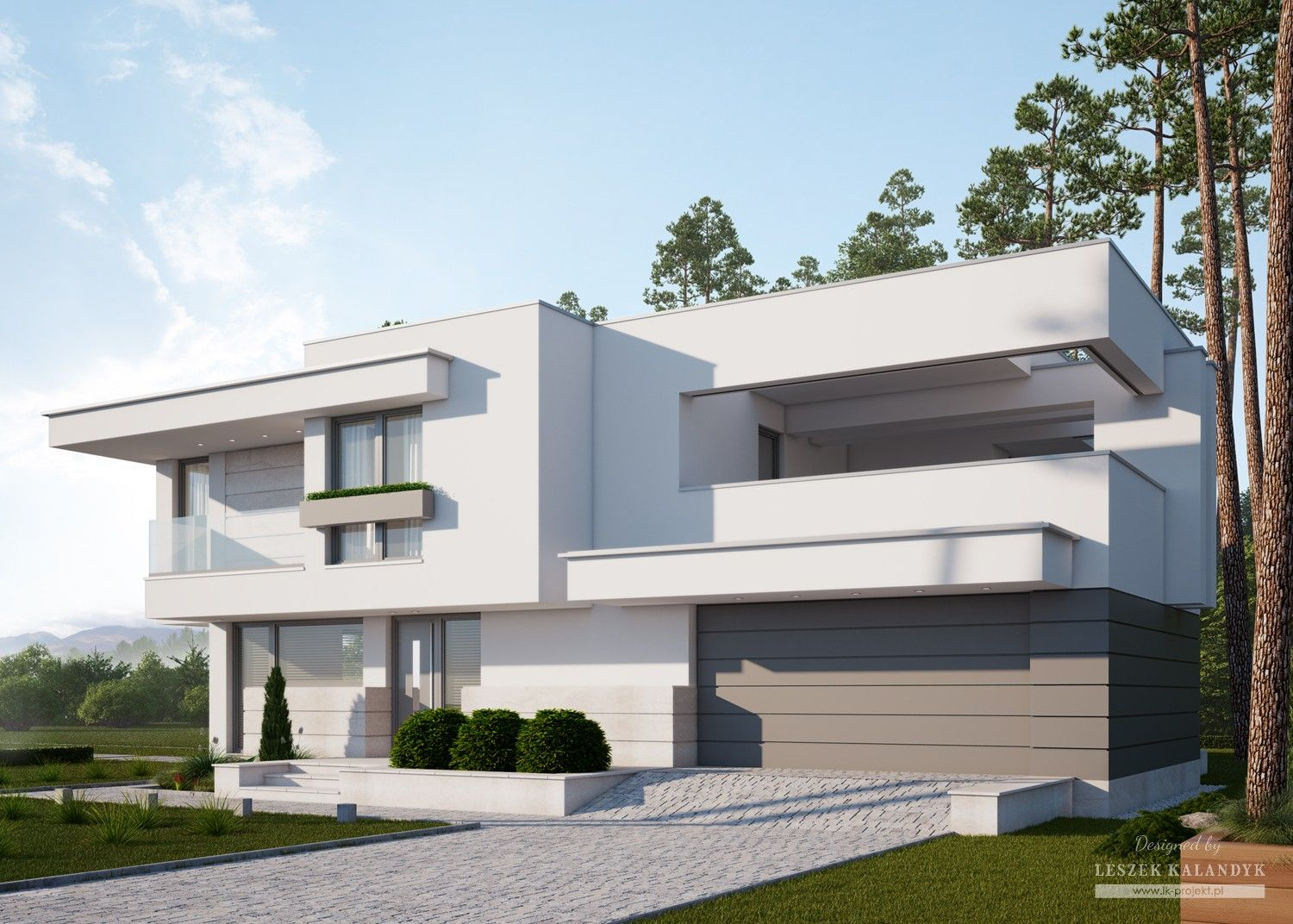House Project LK&1263 in 2020 House, Building a house