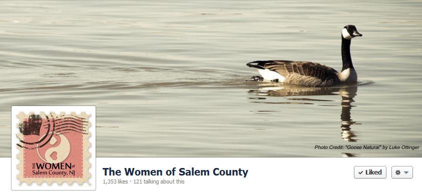 Salem County Woman