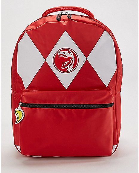 Power Rangers Go Backpack