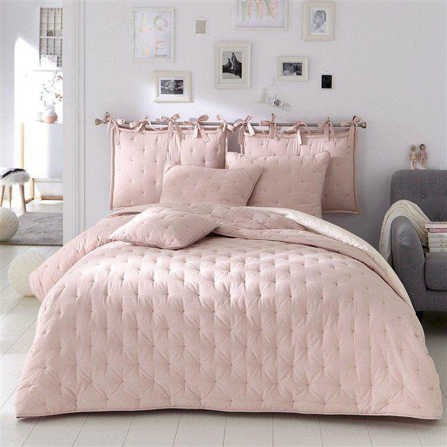 couvre lit brod aeri couvre lit la redoute interieurs et la redoute. Black Bedroom Furniture Sets. Home Design Ideas