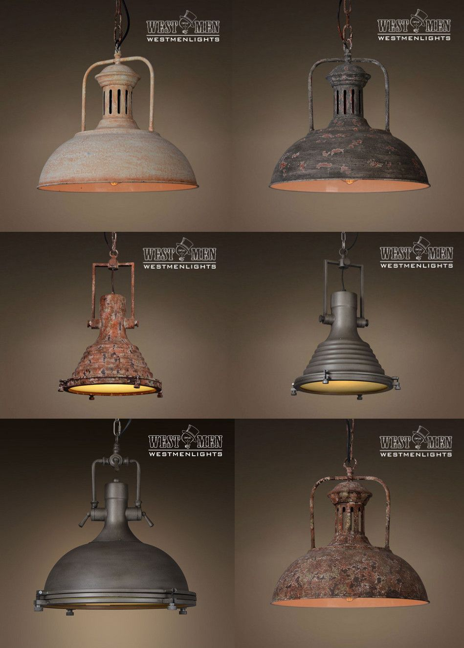 Westmenlights new arrival industrial pendant lighting fixtures